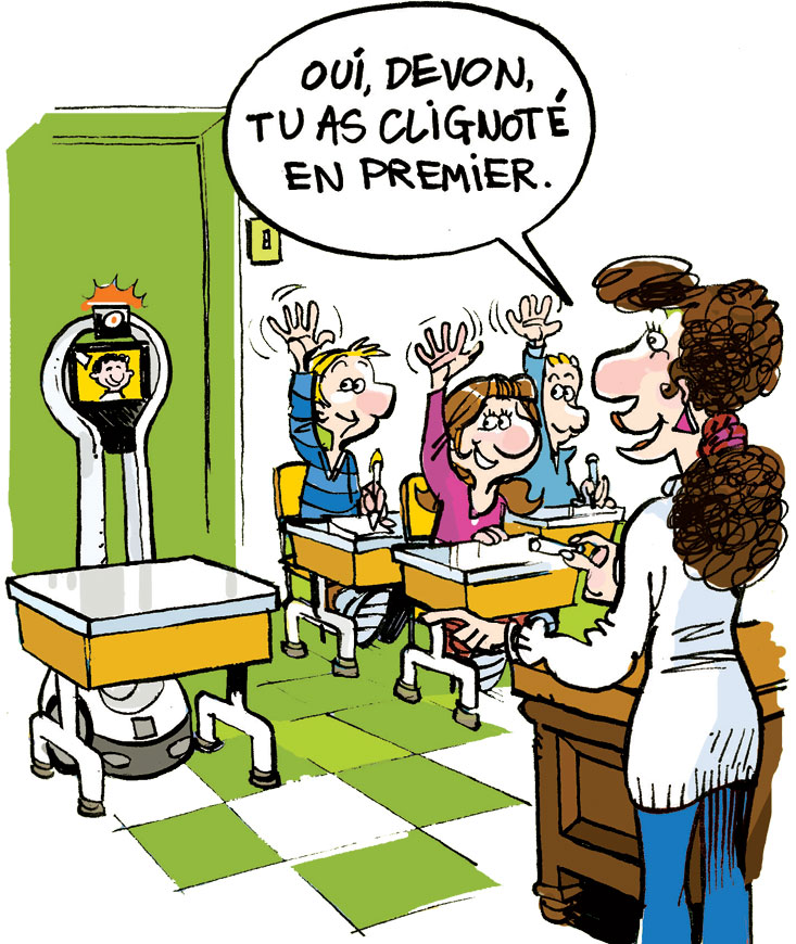 RobotEcole400