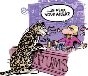 Parfumleopard